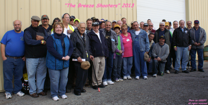 2013 Group Photo Breeze Shooters 800